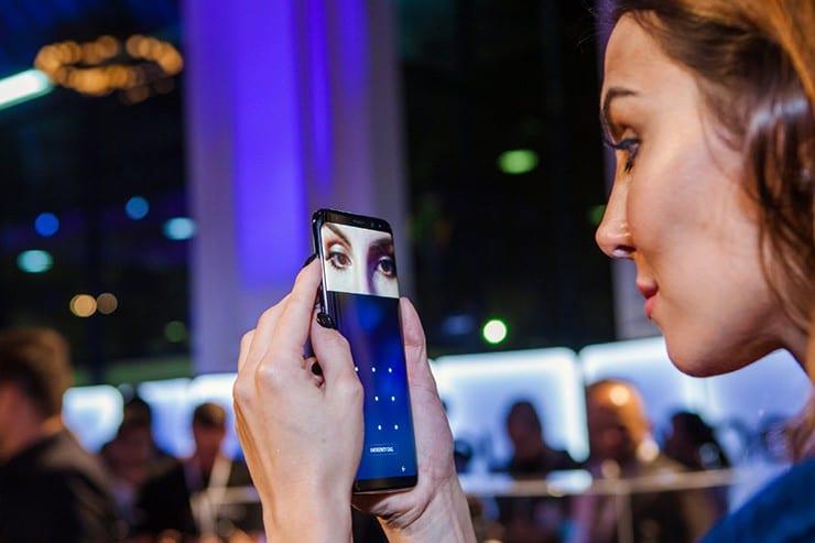 Galaxy S8 y 8+