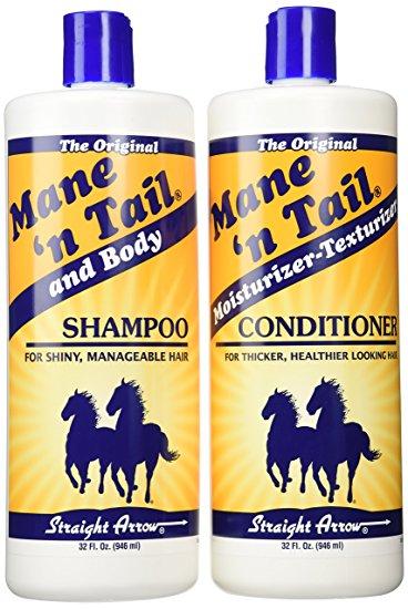 Shampoo de caballo para la caída del cabello