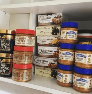 Snack de proteínas ideal para hacer tu dieta cetogénica