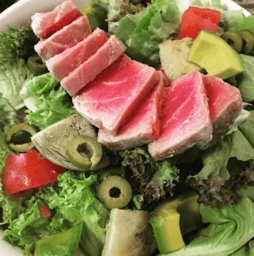 Para la dieta cetogénica alta en proteínas con carnes rojas