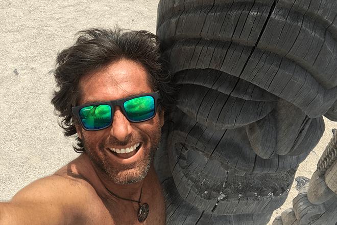 Claudio Iturra volcan kilauea